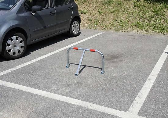 Foto de Arco abatible para parking