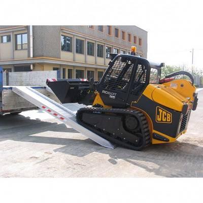 Foto de Rampas de carga de vehículos muy pesados