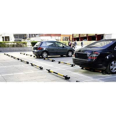 Foto de Protecciones metálicas de suelo para aparcamiento