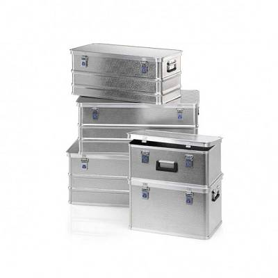 Foto de Cajas de aluminio con tapa