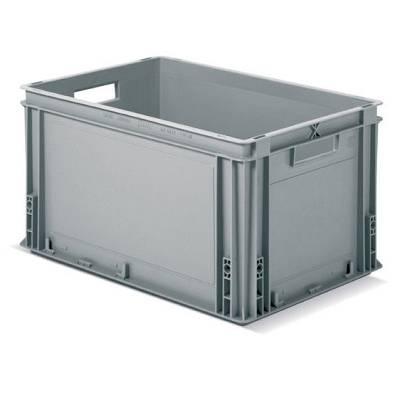 Caja de pl stico norma europa disset odiseo athena - Caja almacenaje plastico ...