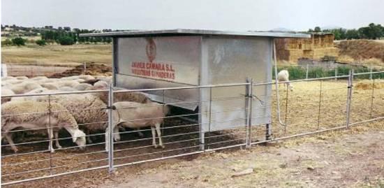 Foto de Tolvas para ovejas