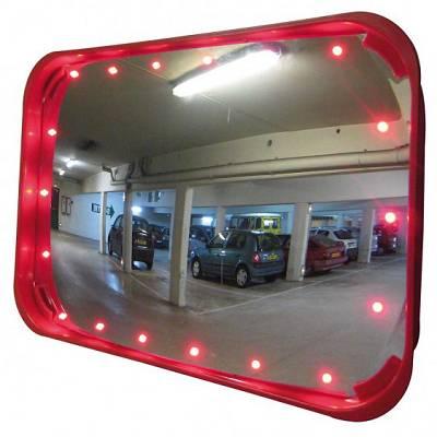 Foto de Espejos con iluminación LED