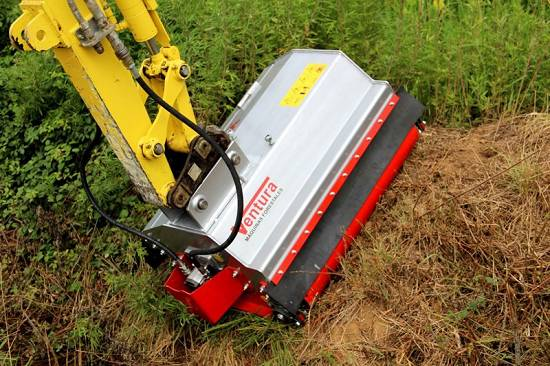 Foto de Trituradoras hidráulicas ligeras