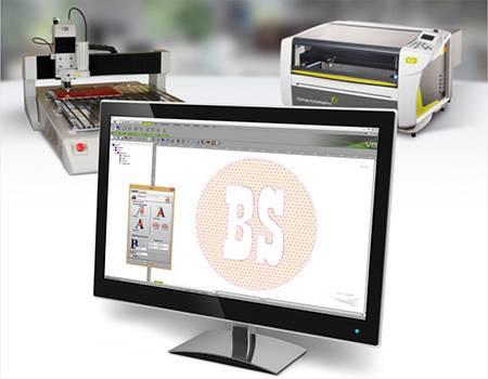 Foto de Software para grabadoras láser