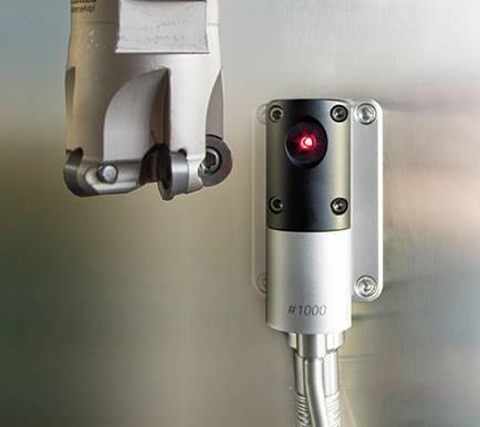 Foto de Medidores de herramienta láser para máquina herramienta