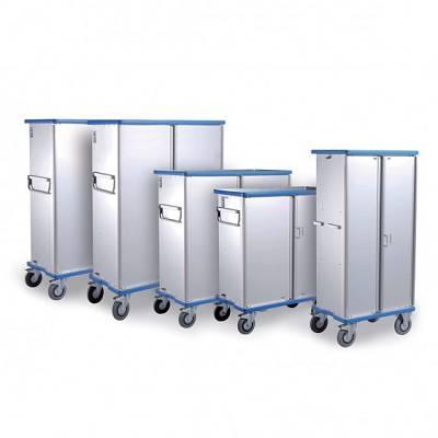 Armarios de aluminio con ruedas disset odiseo limpieza e - Ruedas para armarios ...