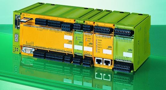Foto de Módulo de entradas y sistema de seguridad