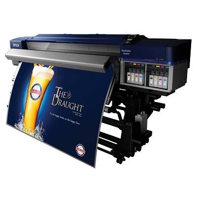 Foto de Impresora productiva de cartelería