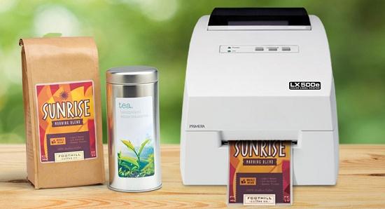 Foto de Impresoras de etiquetas