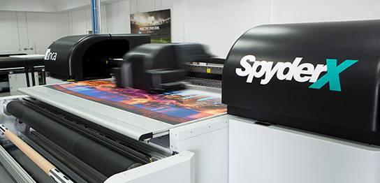 Foto de Impresora UV inkjet