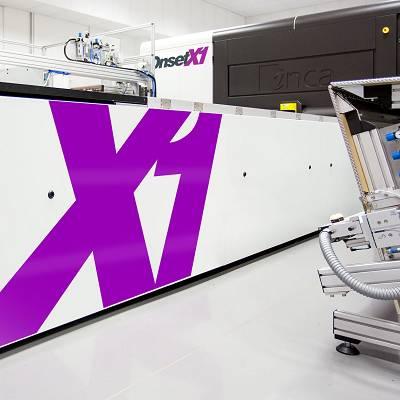 Foto de Impresoras UV de gran formato