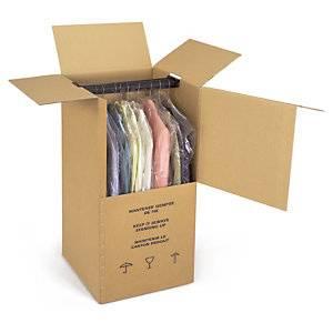 Foto de Caja armario para ropa