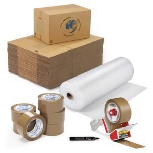 Foto de Kit de embalajes para traslado y mudanza