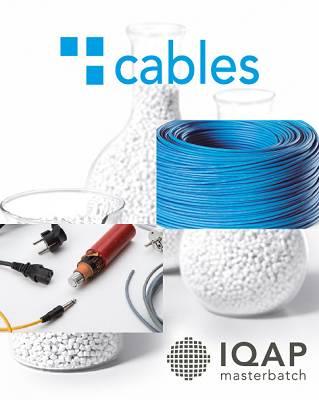 Foto de Masterbatches técnicos para el sector del cable