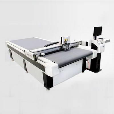 Foto de Sistema de corte automático monocapa