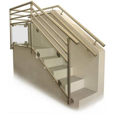 Foto de Sistema de barandillas de aluminio