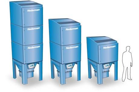 Foto de Filtros modulares de cartuchos