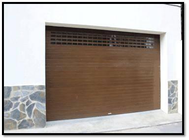Foto de Puertas enrollables