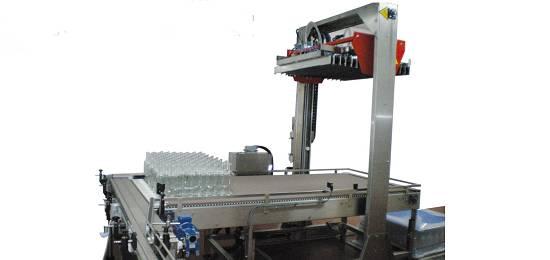 Foto de Despaletizadores semiautomáticos para botellas