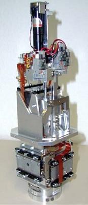 Foto de Sistema de sensores en 3D