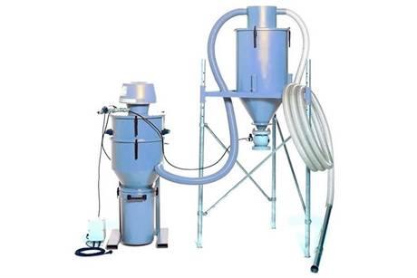 Foto de Aspiradores de polvo con filtro de limpieza automática