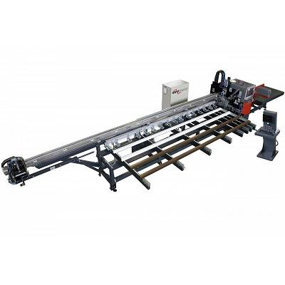 Centros de corte y mecanizado Graf Synergy Fab Cut F1 - Cerramientos y ...  Undercut F1