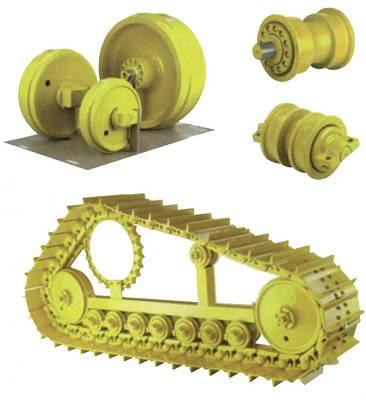 Foto de Componentes de tren de rodaje
