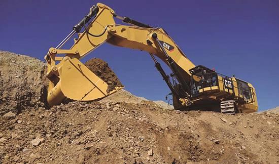 Foto de Excavadoras hidráulicas para minería