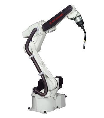 Foto de Robots de soldadura por arco