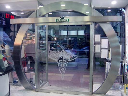 Foto de Operadores para puertas de cristal