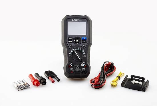 Foto de Cámaras termográficas componentes y sensores de imagen