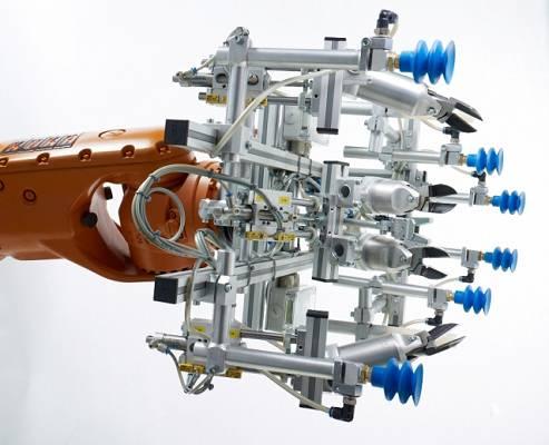Foto de Manos de robot