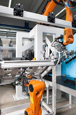 Foto de Ingeniería para el sector del plástico
