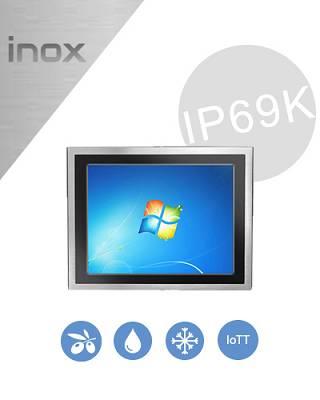 Foto de PC Paneles Inoxidables Full IP69K