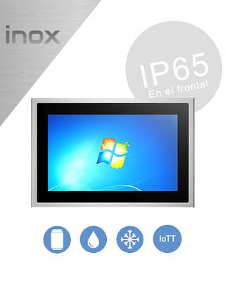 Foto de PC Paneles Inoxidables IP65