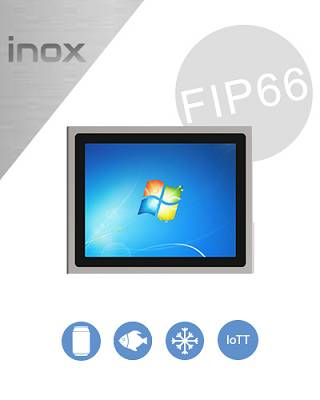 Foto de Monitores inoxidables Full IP66