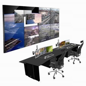 Foto de Sistema videowall