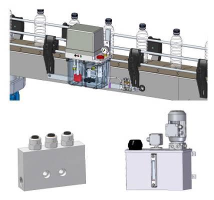 Foto de Equipos y componentes para sistemas de lubricación seca