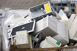 Foto de Gestión de residuos de aparatos electrónicos y eléctricos