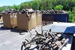Foto de Valorización de catalizadores con servicio de recogida y transporte