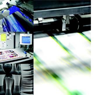 Foto de Impresión offset