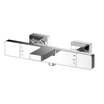 Foto de Grifería termostática para baño-ducha