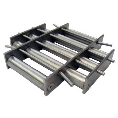 Foto de Rejillas para separación magnética