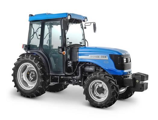 Foto de Tractores fruteros