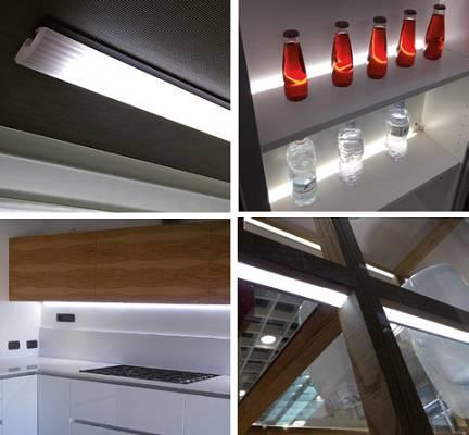 Foto de Difusores de luz Led