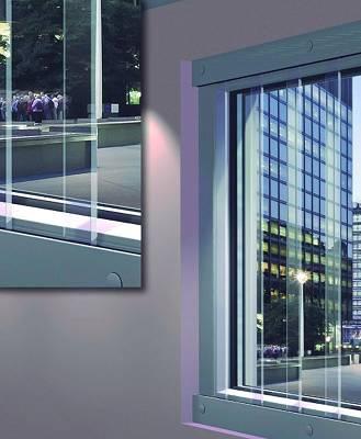 Foto de Sistemas de alta seguridad para vidrios
