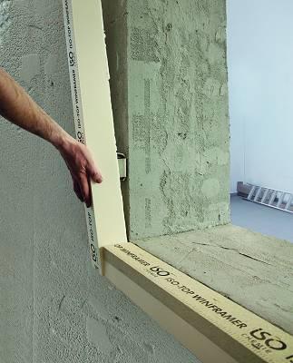 Foto de Premarco de instalación de ventanas
