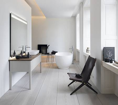 Mobiliario para baño, lavabos y bañeras Duravit Serie LUV ...