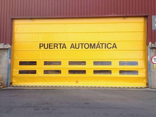 Foto de Puertas rápidas apilables